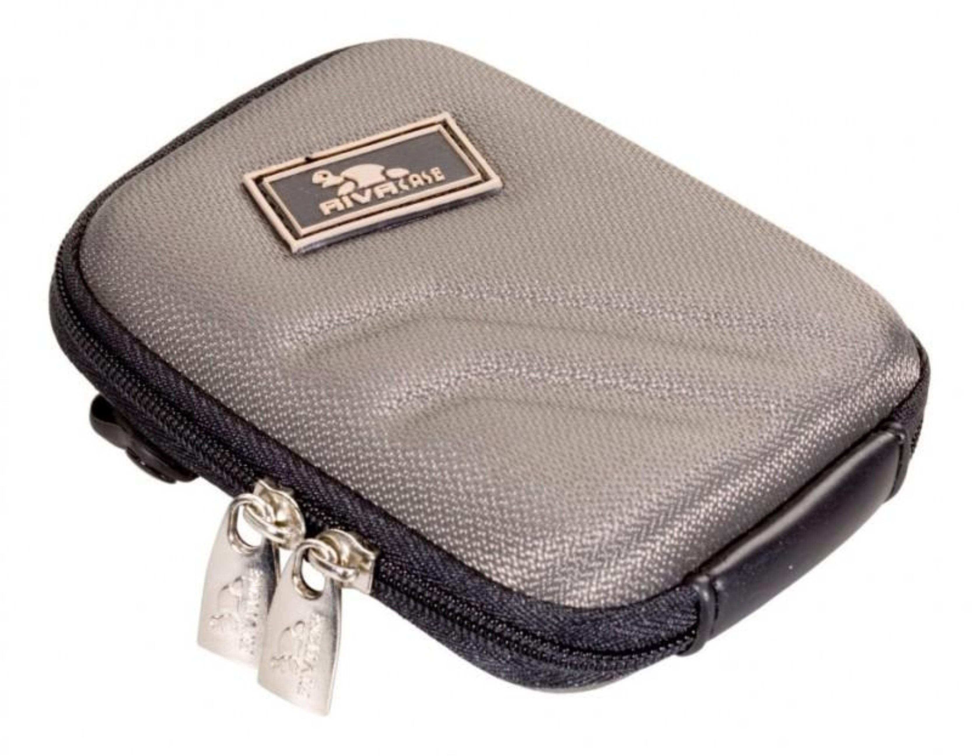 Riva 7125 PS Digital Case grey Сумки и чехлы для фотоаппаратов Riva Case