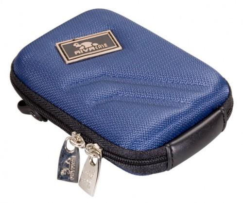 Riva 7125 PS Digital Case sapphie blue Сумки и чехлы для фотоаппаратов Riva Case