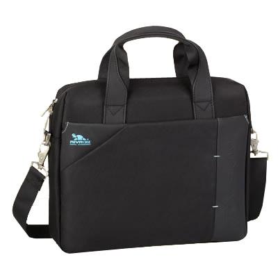 Riva 8120 black 133 Сумки для ноутбуков Riva case