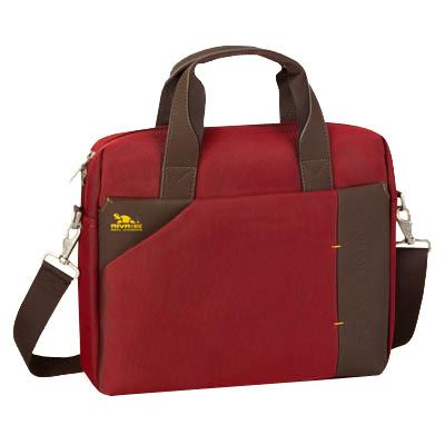Riva 8120 dark red 133 Сумки для ноутбуков Riva case