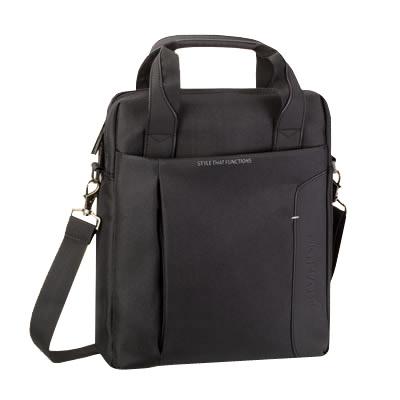 Riva 8122 black Сумки для ноутбуков Riva case