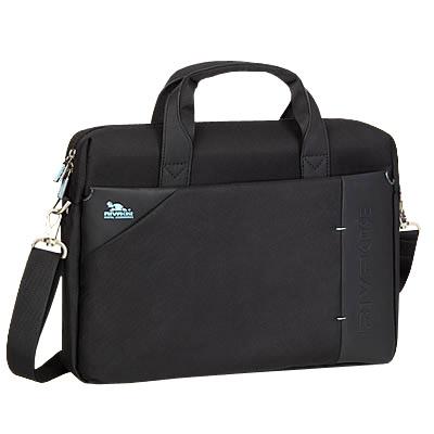 Riva 8130 black 156 chernii Сумки для ноутбуков Riva case