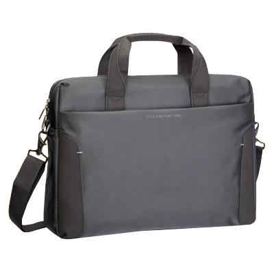Riva 8132 grey 156 Сумки для ноутбуков Riva case