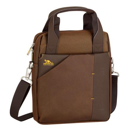Riva 8170 dark brown 121 Сумки для ноутбуков Riva case