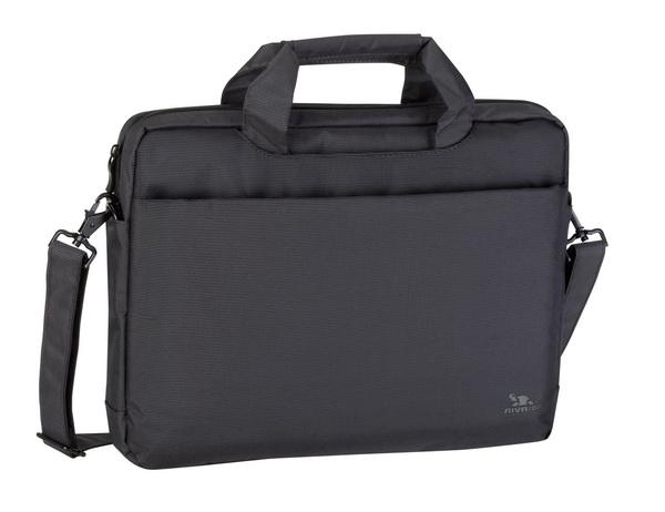 Riva 8230 black 156 Сумки для ноутбуков Riva case