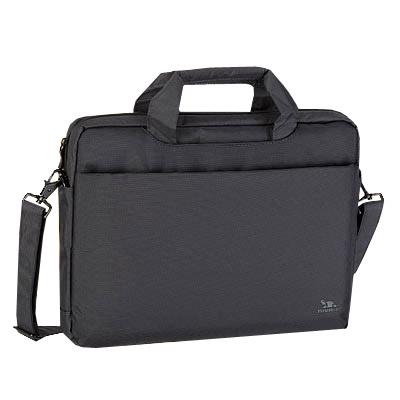 Riva 8230 charcoal black156 Сумки для ноутбуков Riva case