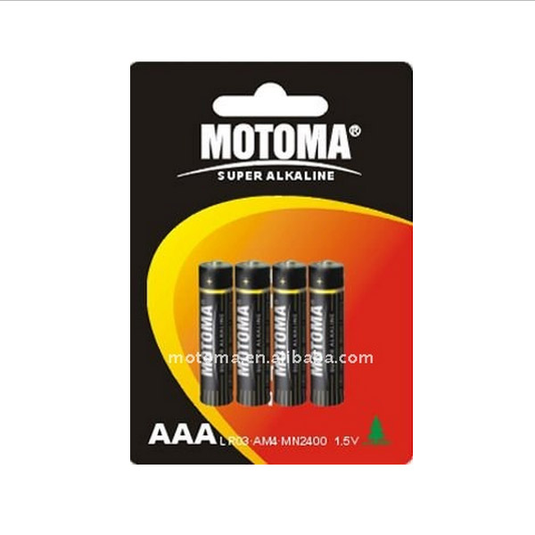 Motoma LR03 2B alkaline 48шт Батареки, Зарядные устройста MOTOMA