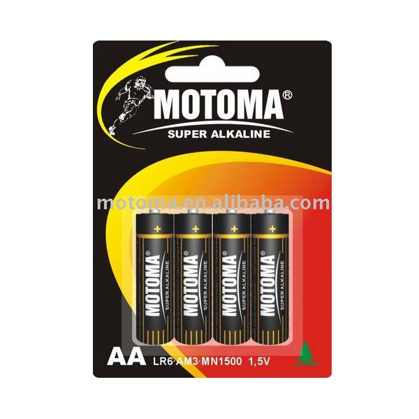 Motoma LR06 SUPER HEAVY DUTY Батареки, Зарядные устройста MOTOMA