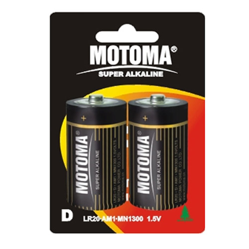 Motoma LR20 2B alkalain 24шт. Батареки, Зарядные устройста MOTOMA
