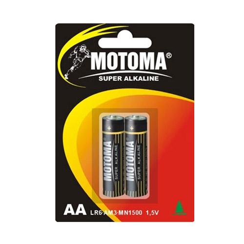 Motoma LR6 2B alkaline 48шт. Батареки, Зарядные устройста MOTOMA