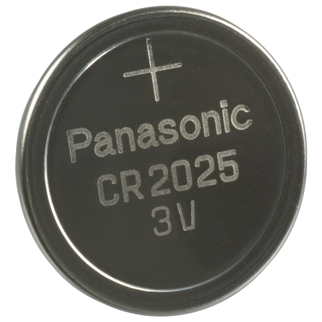 Panasonic CR 2025 Panasonic