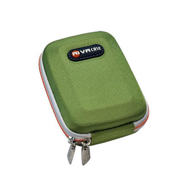 Riva 77312 01PU Digital Case gram green Сумки и чехлы для фотоаппаратов Riva Case
