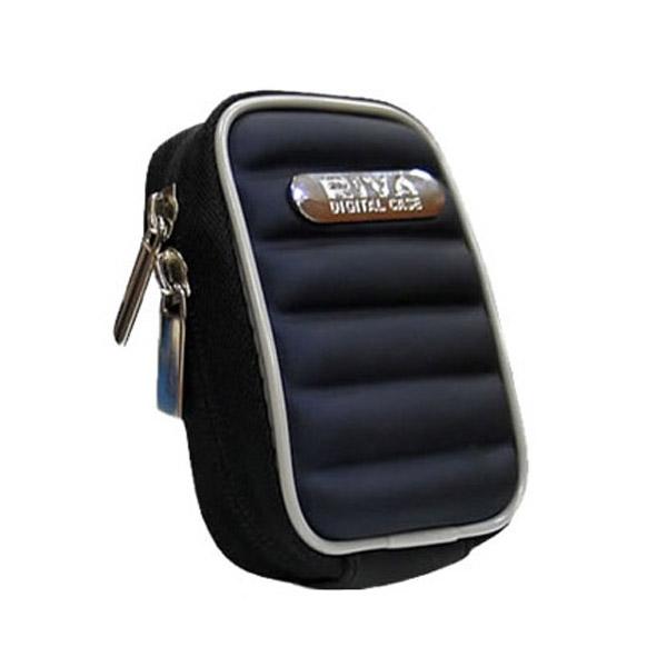 Riva 3002 PU Digital Case dark grey Сумки и чехлы для фотоаппаратов Riva Case