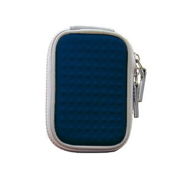 Riva 3007A PU Digital Case dark blue Сумки и чехлы для фотоаппаратов Riva Case