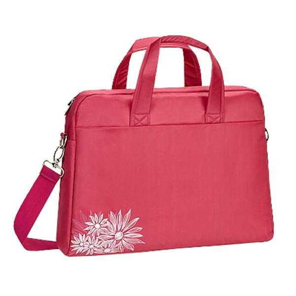 riva 8430 roz Сумки для ноутбуков Riva case