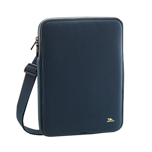5010 dark blue sumka dlya planshetnogo komputera 10.2 Сумки для ноутбуков Riva case