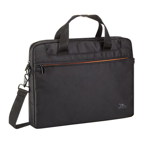 8033 black сумка для ноутбука 15.6 Сумки для ноутбуков Riva case