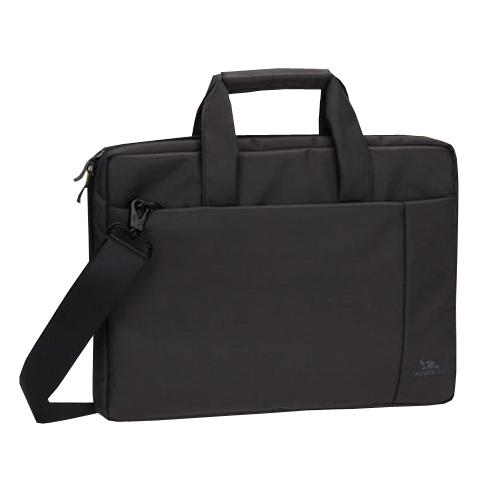 8211 black sumka dlya noutbuka 10.1 Сумки для ноутбуков Riva case