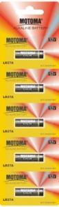 Мотома LR 27A 12V 5шт на блистере цена за 1 шт 86x300 Батареки, Зарядные устройста MOTOMA