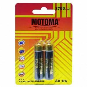 Motoma LR6 аккум.2700mAH 300x300 Батареки, Зарядные устройста MOTOMA