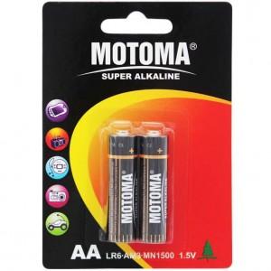 Motoma LR6 2B alkaline 48шт 300x300 Батареки, Зарядные устройста MOTOMA