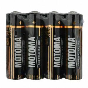 Motoma LR6 4B alkaline 60штВакумная упаковка 300x300 Батареки, Зарядные устройста MOTOMA