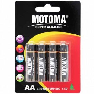Motoma LR6 4B alkaline 96 шт 300x300 Батареки, Зарядные устройста MOTOMA