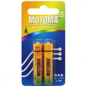 Motoma R03 2B Super Heavy Duty 48 шт 300x300 Батареки, Зарядные устройста MOTOMA