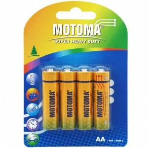 Motoma R06 4B Super Heavy Duty 96 шт 300x300 Батареки, Зарядные устройста MOTOMA