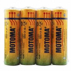 Motoma R06 4S Super Heavy Duty 60 шт 300x300 Батареки, Зарядные устройста MOTOMA